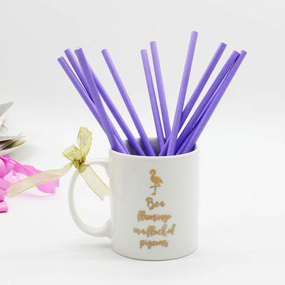 High quality disposable products drinking paper straws