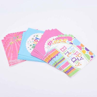 High Quality Disposable Products Tableware Series Paper Napkins
