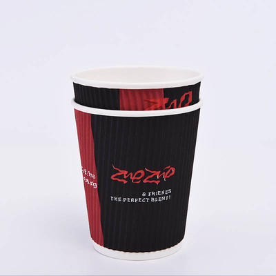 Food Grade Thickened Material Biodegradable Coffee Cups