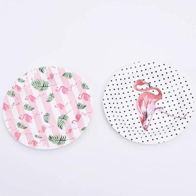 Beautiful Design and Gorgeous Shape Animal Series Flamingo Dinner Sets